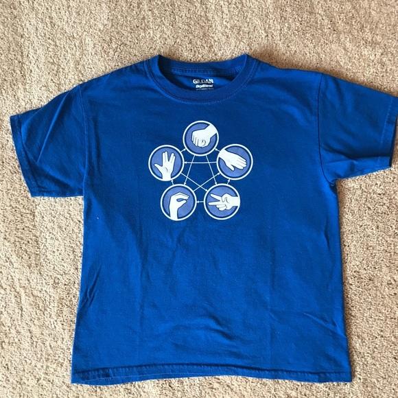 Other - Boys Big Bang Theory T-shirt